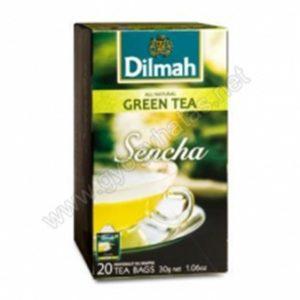 dilmah_zöld_tea_sencha_20_filter