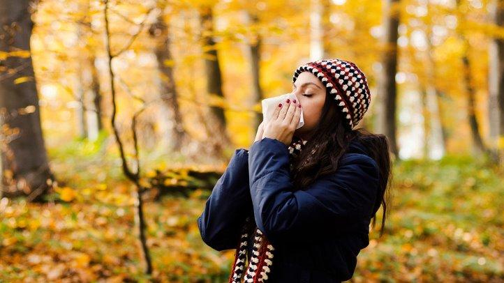 Allergiás bőrkiütés?